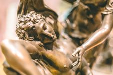 Free Statue, Metal, Sculpture, Mythology Stock Photography - 114714362