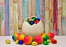 Free Easter Egg, Play, Material, Easter Stock Photography - 114790402
