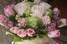 Free Flower, Flower Arranging, Pink, Floristry Royalty Free Stock Images - 114790569
