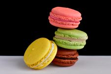 Free Macaroon, Sweetness, Dessert, Food Stock Photos - 114790703