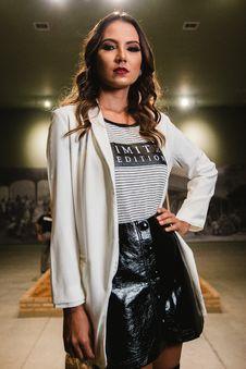 Free Photo Of Woman Wearing White Blazer Stock Images - 114825564