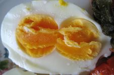 Free Twin Egg Yolks Royalty Free Stock Images - 114927269
