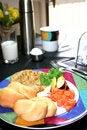 Free Continental Breakfast Royalty Free Stock Photos - 1151668