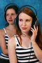 Free Listen To The Music Stock Photos - 1153613
