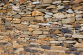 Free Dry Stone Wall Royalty Free Stock Images - 1158969