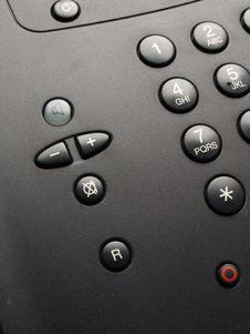 Free Phone Keyboard Stock Photography - 1150262