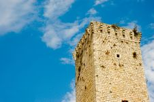 Free Castelforte Lonely Tower, Southern Italy Royalty Free Stock Photos - 1151198