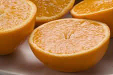 Free Oranges Stock Image - 1151441