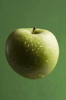 Free Green Apple Royalty Free Stock Photography - 1151487