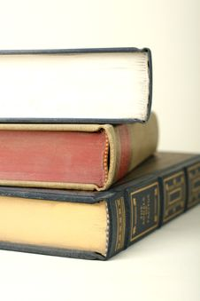 Free Stack Of Books Stock Photos - 1151503