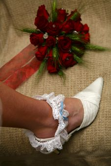 Free Shoe Garter Stock Photos - 1152403