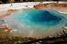 Yellowstone National Park Royalty Free Stock Photos