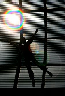 Free Man Jumping Up Royalty Free Stock Images - 1154319