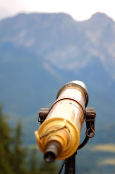 Free Mountains Observation Royalty Free Stock Photo - 1155455