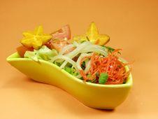 Free Fruit Salad Royalty Free Stock Photo - 1155495