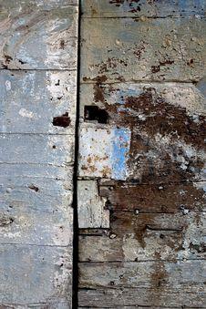 Free Ancient Door Stock Image - 1157141