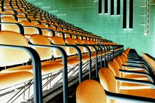 Free Chairs In Light Stock Photos - 1158383