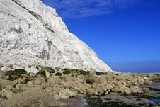 Free Beachy Head England - Suicide Capital Of Europe Stock Image - 1159371