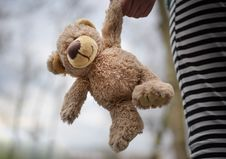 Free Closeup Photography Of Brown Teddy Bear Stock Photography - 115012912