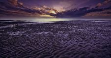 Free Seashore During Golden Hour Royalty Free Stock Image - 115012946