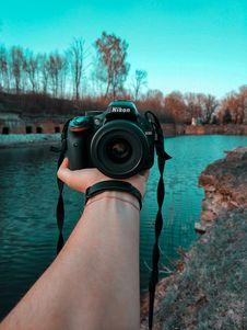 Free Photo Of Black Nikon Dslr Camera Royalty Free Stock Photos - 115013048