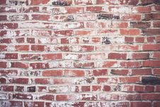 Free Photo Of Red Brickwall Stock Image - 115013121
