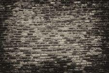 Free Grayscale Photo Of Brickwall Stock Photo - 115110860