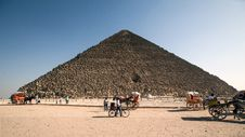 Free Great Pyramid Of Egypt Royalty Free Stock Photography - 115269047