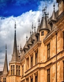 Free Sky, Château, Landmark, Classical Architecture Royalty Free Stock Photos - 115286418