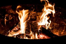 Free Fire, Flame, Heat, Bonfire Stock Photography - 115286772