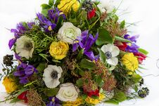 Free Flower, Flower Bouquet, Flower Arranging, Floristry Stock Images - 115286814