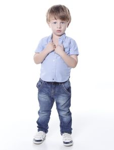 Free Standing, Sleeve, Child, Boy Royalty Free Stock Photo - 115287085