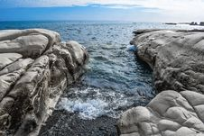 Free Sea, Water, Body Of Water, Rock Stock Photography - 115287582
