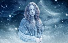 Free Blue, Sky, Beauty, Freezing Royalty Free Stock Images - 115315489