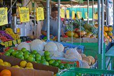 Free Produce, Marketplace, Market, Vendor Royalty Free Stock Photography - 115316007