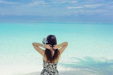 Free Sea, Vacation, Body Of Water, Sky Stock Images - 115316474