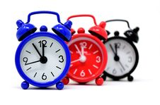Free Clock, Alarm Clock, Product, Home Accessories Stock Photos - 115316683