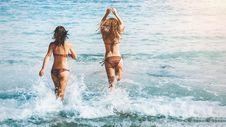 Free Sea, Swimwear, Body Of Water, Vacation Stock Photography - 115316702