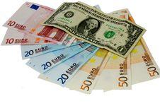 Free Money Royalty Free Stock Photo - 11545795