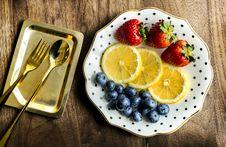 Free Antioxidant, Berry, Blueberry Stock Image - 115573001