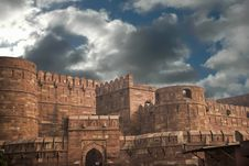 Free Photo Of Castle Under Clouds Royalty Free Stock Photo - 115628165