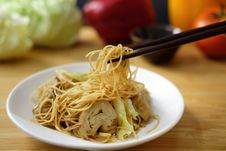 Free Photo Of Asian Dish On Plate Stock Photo - 115628200