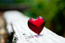 Free Heart-shaped Red Accessory Royalty Free Stock Photography - 115694147
