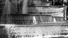 Free Grayscale Photo Of Fountain Stock Photos - 115694333