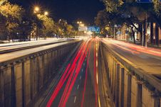 Free Timelapse Photo Of Road Royalty Free Stock Images - 115773779