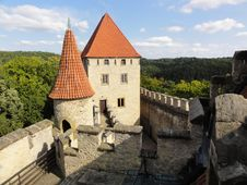 Free Historic Site, Medieval Architecture, Castle, Building Royalty Free Stock Image - 115805796