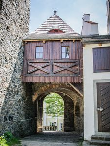 Free Medieval Architecture, Building, Town, House Stock Photos - 115805953