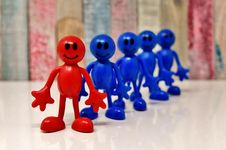 Free Red, Blue, Cobalt Blue, Toy Royalty Free Stock Photography - 115806617