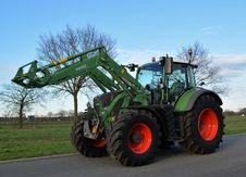 Free Tractor, Agricultural Machinery, Vehicle, Mode Of Transport Stock Photo - 115876740