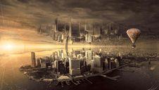 Free Metropolis, Cityscape, Sky, Skyscraper Stock Photography - 115876742